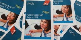 Ausbildungsreport Bayern 2019