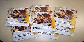 Broschüre Ausbildungsreport Niedersachsen-Bremen 2020