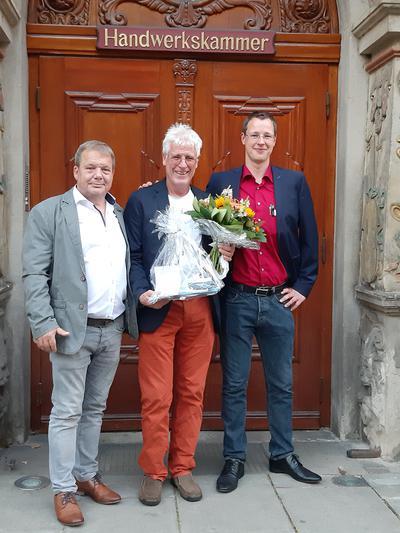 Thomas Sengewald, Roy Kahl, Dominik Jakob
