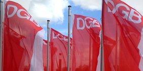 DGB Bayern Fahnen