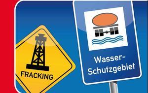 Fracking Veranstaltung