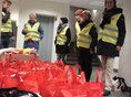 Fertig zum losgehen - MiLo Aktion Bremen